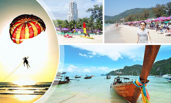 Năm bãi biển đẹp khó cưỡng tại xứ sở chùa Vàng - ảnh 2