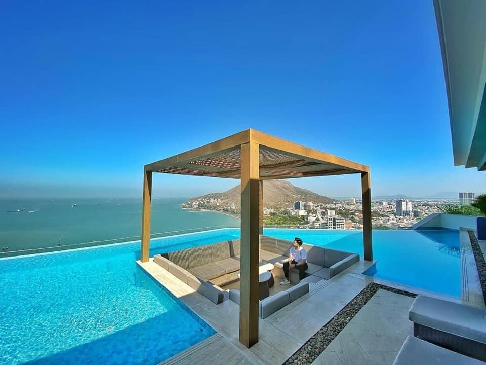 Những quán cà phê Vũng Tàu có view biển ngắm hoàng hôn tuyệt đẹp - ảnh 1